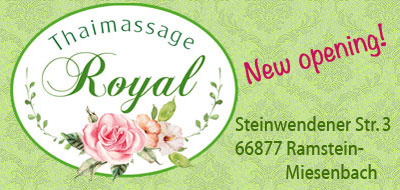 Royal Thaimassage Ramstein